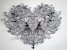 Super Intricate Hand-Cut Paper Designs - My Modern Metropolis
