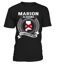 Marion, Alabama - It's Where My Story Begins #Marion