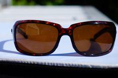 Women's Isabela Costa Del Mar Sunglasses Tortoise Shell Frames Amber 480P Lens #LaCostaDelMar #Designer