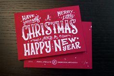 Merry Christmas 2012 — Joel Felix