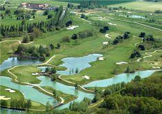 Crecy Golf #golf #france #opusgolfs