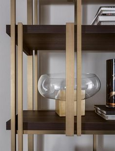 Cabinets - Collection - Casamilano Home Collection - Italy Cabinet Shelving, Bookcase Shelves, Display Shelves, Bookcases, Metal Shelving, Shelving Design, Shelf Design, Cabinet Design, Cabinet Furniture