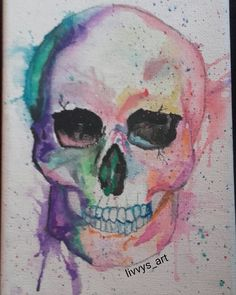 I haven't posted in a while because I have been doing work for my art GCSE. I have a 5 hour exam today and Wednesday.  This os one of pieces I painted - . Wish me luck . . . #art #drawing #sketch #artist #painting #illustration #draw #artwork #design #pencil #doodle #paint #creative #abstract #color #skull #artistic #canvas #colors #blackandwhite #acrylic #watercolor #pen #streetart #tattoo #beautiful #handmade #drawings #artgcse #myart by livvys_art