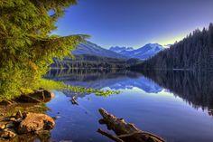 Auke Lake from Alaska.org   Expert Travel