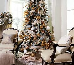 Lisa Robertson's home. Christmas Decor | Lisa Robertson from QVC ...