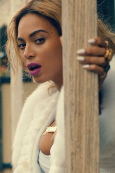 No Angel - Beyonce's Makeup Looks from the Beyonce Visual Album