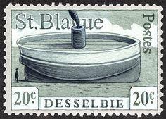 St.Blague 20 centime