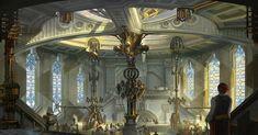 Пилтовер - Территории - Вселенная League of Legends