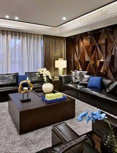 Картинки по запросу Fromental Powder Room Vanity, Living Area, Living Room, Drawing Room, Decoration, Sofa, Interiors, Interior Designing, Curtains