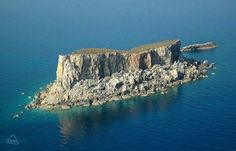 island of Filfia off the coast of Malta