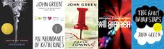 Get free download ebooks: Free Download John Green books Complete Collection...