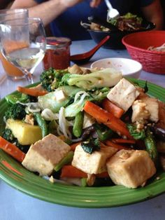 Dining Out on a Plant-Based Diet