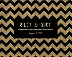 A limited-edition wedding website by RILEY & GREY