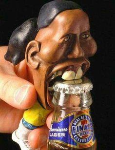 Al Azar Colores Individual Luchador Abrelatas de Botella