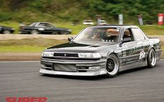Toyota Chaser Drift