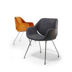 Gap stoel Designer Khodi Feiz 85x60x66