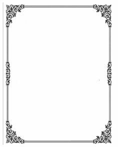 corner edge frame