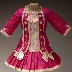 French bebe Clothing. Antique dolls at Respectfulbear.com