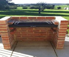 """See our internet site for additional details on """"built in grill diy"""". It is an excellent place to find out more. Pit Bbq, Backyard Bbq Pit, Bbq Gazebo, Grill Diy, Parrilla Exterior, Brick Grill, Brick Built Bbq, Outdoor Oven, Outdoor Bbq Grills"""