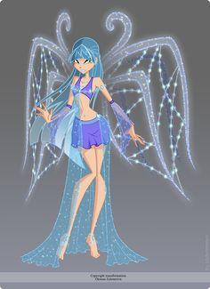 Gloria - transformation by LadyUraniya on DeviantArt Anime Oc, Manga Anime, Anime Outfits, Fairy Outfits, Fairytale Fantasies, Fairy Clothes, Magical Creatures, Winx Club, All Art