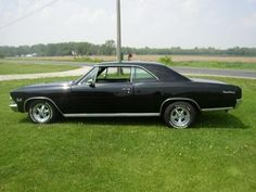 1966 Chevelle ~ cruising with my aunt who was only a few years older than me ~ fun times!