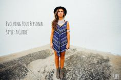 Evolving Your Personal Style- A Guide - ZeeBerry Blog #RIPEbyZeeBerry