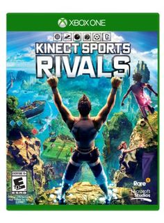 Amazon.com: Kinect Sports: Rivals Day One Edition - Xbox One: Video Games
