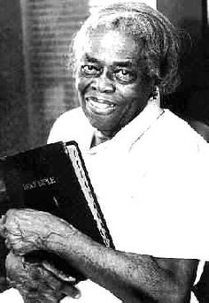 Oseola McCarty, born March 8, 1908, was a laundress who left school in the sixth grade to care for an ailing aunt. In 1995 she donated $ 150,000 she had saved to create a scholarship fund at the University of Southern Mississippi. #TodayInBlackHistory