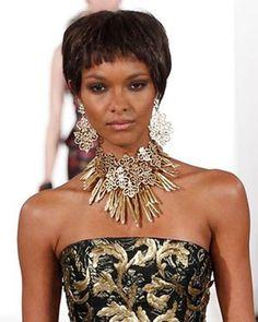 25 Short Cuts for Black Women | http://www.short-haircut.com/25-short-cuts-for-black-women.html