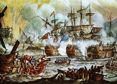 Battle of Lepanto 1571 #mystery #67notout #coincidence