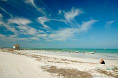 A glimpse of paradise on Holbox Island, Mexico