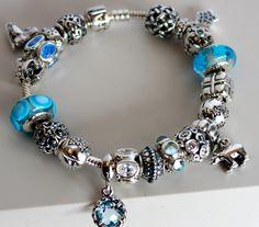 Pandora Bracelet Ideas Accesorios Tablero Pulseras De Dijes Joyería