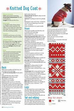 #ClippedOnIssuu from Knitting crochet from woman s weekly december 2015 uk