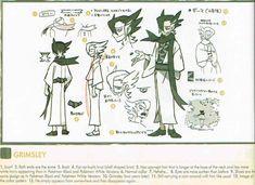 Pokemon Sun/Moon: Character Concept Arts Part 1 Pokemon People, Pokemon Ships, Pokemon Sun, Art Pokemon, Character Model Sheet, Character Concept, Character Design, Pokemon Noir, Pokemon Fusion