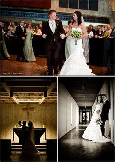 Federer Photgraphy <3 Johnnie/Bennie wedding at SJU