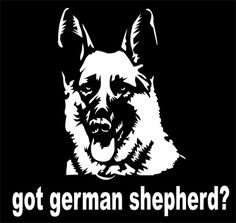 Are you down with a got German Shepherd Decal? If not here is your chance to choose from a variety of different vinyl car/wall decals to fit any occasion. Kirigami, German Shepherd Puppies, German Shepherds, Silhouette Cameo Tutorials, Schaefer, Dog Signs, Animals Images, Service Dogs, Dachshund