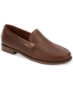 G.h. Bass & Co. Men's Abner Venetian Loafers - Brown 10.5