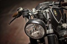 #custom #motorcycles #Motorecyclos #bikes #BMW #scrambler #caferacer based on #bmw #r45