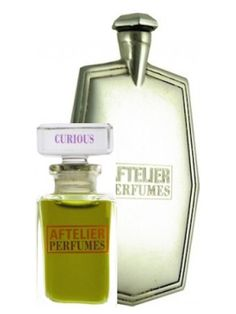 Aftelier Perfumes: Curious by Mandy Aftel 2017