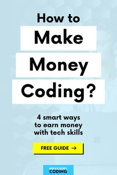 Ways To Earn Money, How To Make Money, How To Become, Skills To Learn, Learn To Code, Coding For Beginners, Learn Html, I Will Show You, Good Tutorials