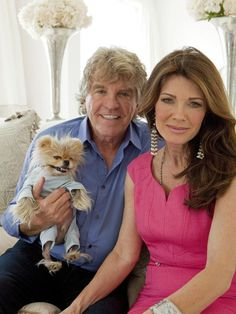 Gigolo and Lisa and Ken Vanderpump - Cute Pets in Our Favorite Spaces on HGTV