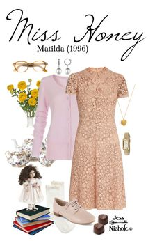miss honey costume ideas Ms Honey Matilda, Matilda Costume, Miss Honey, World Book Day Costumes, Viral Trend, Types Of Fashion Styles, Fancy Dress, Alex Monroe, Style Inspiration