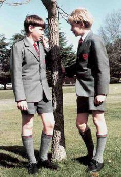 New Zealand schools vol. II : uniform garments -- suits