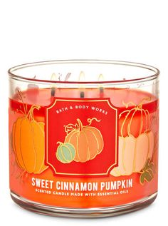 Bath Candles, 3 Wick Candles, Scented Candles, Fall Smells, Best Home Fragrance, Pumpkin Candles, Bath And Bodyworks, Candle Making, Body Works