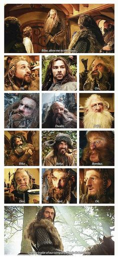 Introduction to the Dwarves