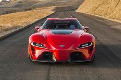 Toyota FT-1 Supra Concept. id drive this