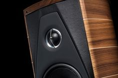 Sonus Faber Olympica Speaker System - Close Up