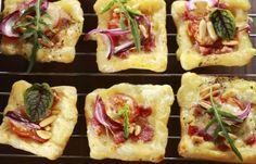 Wytrawne ciastka francuskie - Szybkie przekąski na imprezę: 6 PRZEPISÓW na szybkie przekąski