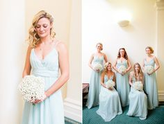 Amanda Wakeley Elegance And Pastel Blooms For A Springtime Country House Wedding