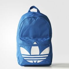 43257130eccf BRAND NEW Adidas Classic Trefoil Backpack Bluebird AJ8528